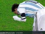 Cara Lionel Messi Hilangkan Kebiasaan Muntah Saat Bertanding