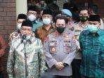 Kunjungan Perdana ke PBNU, Kapolri Jenderal Listyo Sigit Minta NU Ikut Sukseskan Program Polri