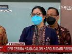 Listyo Sigit Prabowo Jadi Calon Kapolri Tunggal, Komisi III DPR Akan Lakukan Uji Kelayakan