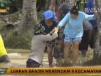 Luapan Banjir Rendam 9 Kecamatan di Gorontalo