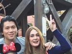Tonton Bioskop Bareng Reino Barack, Luna Maya Terpukau Penampilan Donnie Yen
