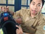 Guru SMK Ciptakan Helm Pembangkit Daya Bertenaga Surya Cocok Buat Driver Ojol, Si Enis Namanya