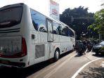 Bus Pariwisata di Jogja Sudah Mulai Uji Coba Perjalanan Wisata