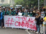 BEM SI: Judicial Review UU Cipta Kerja ke Mahkamah Konstitusi Tak Akan Efektif