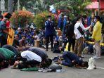 Setahun Pemerintahan Jokowi-Ma'ruf, Ribuan Mahasiswa dari BEM SI Diperkirakan Demo Lagi Besok