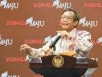 Mahfud MD Jawab Tudingan Amien Rais soal Wacana Presiden 3 Periode, Ungkap Pernyataan dari Jokowi