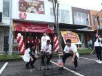 Inovasi Remaja Pengusaha Kuliner di Surabaya, Kirim Siomay Hingga Dimsum Pakai Drone