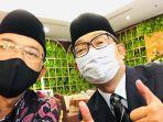 Kang Emil dan Kang Maman Buat Buku Biografi Kiai-kiai Tanah Pasundan untuk Lawan Radikalisme