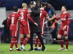 LINK Nonton di HP, Live Streaming SCTV Real Madrid vs Liverpool Liga Champions Malam Ini