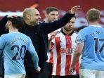 Live Streaming Monchengladbach vs Manchester City, Jalan Mudah The Citizens ke Perempat Final