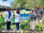 Tingkatkan Ekosistem Lingkungan, 5.000 Bibit Mangrove Ditanam di Kawasan Ekowisata Jakarta Utara