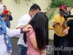 Caca Eks Istri Andika Kangen Band Ditangkap Polisi Saat Bersama Teman Prianya di Kamar Kontrakan