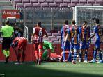 HASIL LIGA SPANYOL - Messi Mandul, Barcelona Rugi Dua Kali, Atletico Rawan Dikudeta Real Madrid