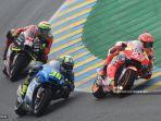 JADWAL LIVE Streaming MotoGP Prancis 2021 TRANS7: Skenario Marquez Atasi Cuaca Labil di Le Mans