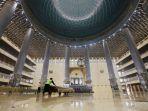 Masjid Istiqlal Jakarta Perbolehkan Salat Tarawih Berjamaah, Tapi Buka Puasa Bersama Ditiadakan