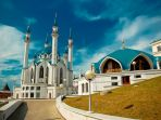 Dibangun Abad Ke-16 Dan Sempat Dihancurkan, Masjid Qolşärif Di Rusia Kembali Berdiri Kokoh