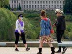 Warga Amerika yang Telah Divaksinasi Tidak Perlu Pakai Masker Lagi