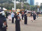 Massa Aksi May Day Serahkan Petisi ke MK dan KSP: Batalkan dan Cabut UU Cipta Kerja