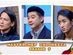 Link Live Streaming MasterChef Indonesia Season 7 Babak Boot Camp, Chef Arnold Sentil Peserta