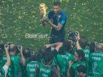 Kylian Mbappe Donasikan Seluruh Bonus dari Piala Dunia 2018 untuk Anak Disabilitas