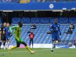 HASIL Liga Inggris: Rekor Unbeaten Tuchel Terhenti, 10 Pemain Chelsea Dipermalukan West Brom 2-5