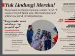 Pemerintah Jamin Keamanan Vaksin Covid-19 untuk Lansia, Yuk Lindungi dan Bantu Mereka Divaksinasi