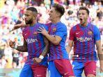 Skor Barcelona vs Levante Babak I - De Jong & Depay Cetak Gol, Barca Era Koeman Punya Statistik Baru