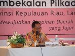 Mendagri Launching 5 Juta Masker di Kepri , DPR: Pesan Kuat Bagi Kandidat Taati Protokol