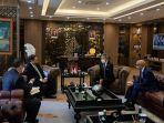 Cetak Rekor Investasi di Indonesia, Singapura Lanjutkan Komitmen Kerja Sama