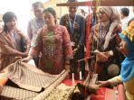 Menko Puan Hadiri Pembukaan IMF - World Bank Annual Meeting 2018 dan Mengunjungi Paviliun Indonesia