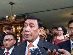 Dibesuk Arief Yahya di RSPAD, Wiranto Tanya Kapan Susunan Kabinet Diumumkan