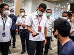 Sandiaga Uno: Bandara Ngurah Rai Kini Bersiap Sambut Wisatawan Asing