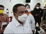 Bertemu Ketua DPD, Menpora Zainudin Amali Pastikan PON XX Papua Digelar Oktober 2021