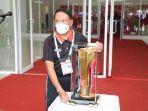 Menpora Berharap Semifinal dan Final Piala Menpora 2021 Dapat Dilakukan dengan Baik