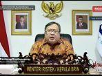 Lakukan Kunjungan Kerja ke Universitas Hasanuddin, Bambang Brodjonegoro: Tak Ada Lagi Menristek