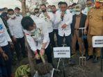 Gairahkan Komoditas Ekspor, Mentan SYL Tanam dan Panen Porang di Sidrap