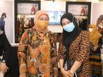 Di Muffest 2021, Menaker Ida Takjub Dengan Desain Karya Siswa BBPLK Semarang