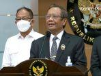 Bertemu Pimpinan KPK, Mahfud MD Dapat Banyak Dokumen Soal BLBI