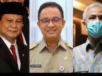 Survei Terbaru Indikator: Ganjar Capres Teratas Disusul Anies dan Prabowo