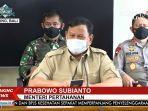 Menhan Prabowo Subianto: Negara Utang Budi Terhadap Rasa Kehilangan Keluarga Awak KRI Nanggala-402
