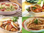 Menu Buka Puasa Sederhana: Nasi Mentega Sosis Hingga Terong Goreng Tepung Pedas