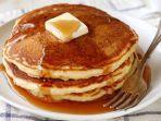 Sering Jadi Menu Sarapan di Amerika Serikat, Ini Sejarah Pancake