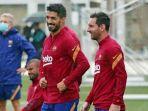 Jadwal Liga Spanyol, Atletico Madrid vs Barcelona: Gagalnya Reuni Suarez dan Lionel Messi