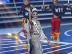 Miss Universe 2019 Zozibini Tunzi Ajak Wanita Indonesia Berantas Kesenjangan Gender