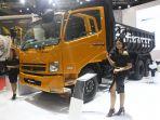 KTB Sukses Jual 235 Truk Fighter, Varian 6x4 Aplikasi Dump Truck Jadi yang Terlaris