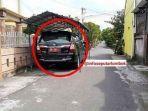Pengakuan Pengunggah Foto Viral Mobil Pelat Merah yang Parkir di Pinggir Jalan, Sempat Disuruh Hapus