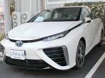 Toyota Jepang Umumkan Perpanjang Penangguhan Operasi Pabriknya di Indonesia