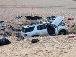Enam Bulan Hilang, Sekeluarga Asal Sudan Ditemukan Tewas di Tengah Gurun Libya