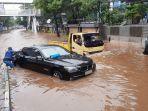 Anies Baswedan Klaim Banjir Jakarta 100 Persen Surut, Kegiatan Perekonomian Bisa Kembali Berlangsung