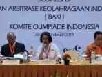 Sosialisai Pentingnya Selesaikan Masalah Olahraga Digelar Badan Arbitrase Keolahragaan Indonesia